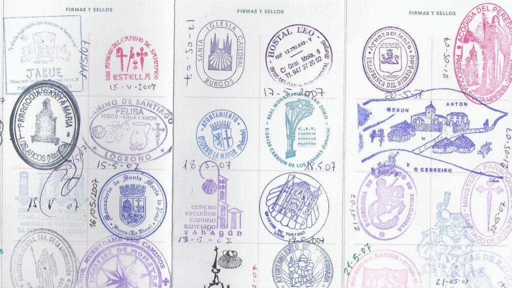 la-credencial-o-pasaporte-del-peregrino-1920